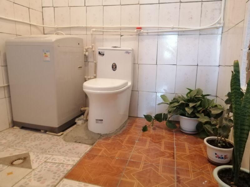 村民艾尼·肉孜家焕然一新的厕所.jpg
